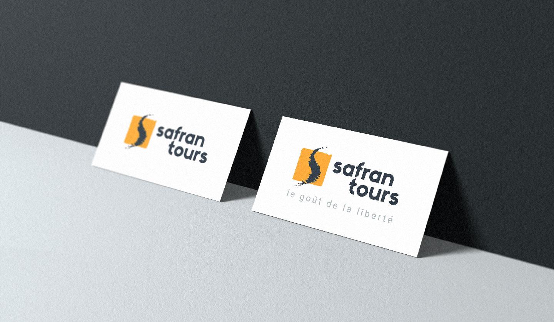 Logo Safrantours